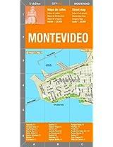 Montevideo: City Map