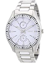 Esprit Analog White Dial Women's Watch - ES105632006