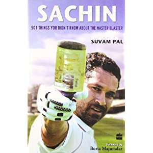 Sachi: 501 Things You Didn't Know about the Master Blaster