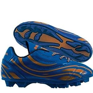 Nivia Super Premier Kids Football Shoes, Blue 9