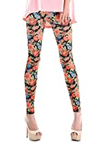Multi Printed Legging
