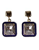 Trendy Blue Danglers Earrings Jewellery for Party and Daily Wear