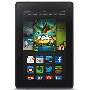 "Kindle Fire 7"" Tablet, Now in HD - C2i_Inv_897"
