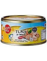 Golden Prize Tuna Chunks in Brine, 185g