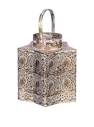 Concept Luxury Kerzenhalter Street Lamp goldfarben