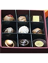 De Miami Cocoa Assorted Chocolates 9 Pcs
