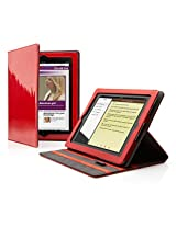 Cygnett High-Gloss Folio with Multi-View Stand for iPad 2 -CY0298CIGLA