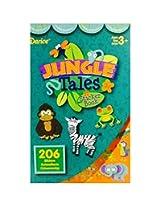 Jungle Tales Sticker Book
