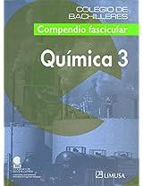 Quimica/ Chemistry: 3 (Colegio De Bachilleres)
