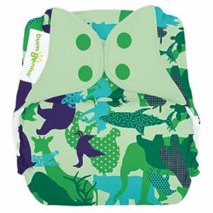 bumGenius 4.0 Snap One-Size Cloth Diaper (Irwin)