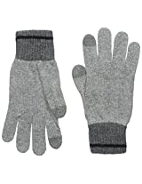 Haggar Men's Striped Gloves