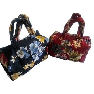 Aakruti Creations D1025 Floral Hand Bag