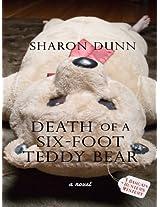 Death of a Six-Foot Teddy Bear (Thorndike Press Large Print Christian Mystery)