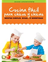 Cocina fácil para chicos y chicas, recetas simples, ricas... ¡y divertidas!