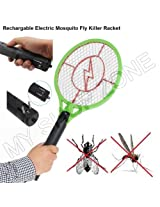 Heavy duty RECHARGEABLE Mosquito Bat For (Mosquito, Housefly, Insect, Bug) Etc