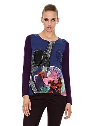 Sidecar Camiseta Clarissa (Multicolor)
