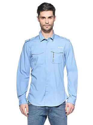 Diesel Camisa Siranella-S (Cielo)