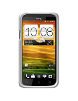 Amzer AMZ93828 Luxe Argyle High Gloss TPU Soft Gel Skin Case for HTC One X