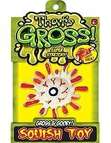 Ja-Ru That's Gross Squish Toys Party Favor Bundle Pack