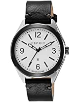Esprit Analog White Dial Men's Watch - ES108371001