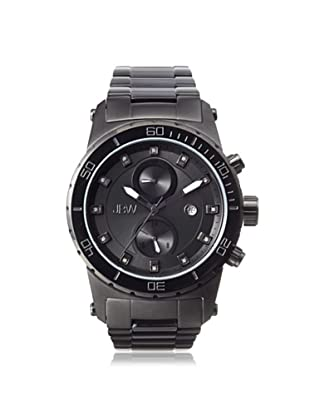 JBW Men's J6285D Gunmetal/Grey Stainless Steel Watch