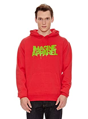 Imagine Sudadera Con Capucha Wax (Rojo)
