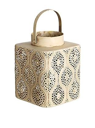 Concept Luxury Kerzenhalter Street Lamp naturweiß
