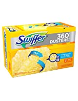 Swiffer 360 Dusters Refills, 7 Count