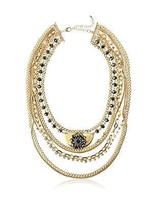 Stellar NYC Multi Chain Statement Necklace