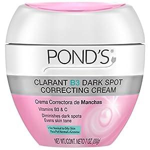 Pond's Correcting Cream, Clarant B3 Dark Spot Normal to Oily Skin 7 OZ (Pack of 2)