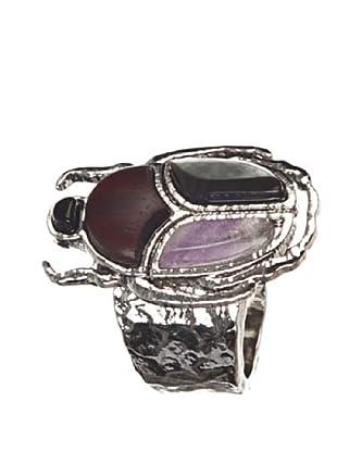 bimba & lola anillo escarabajo color