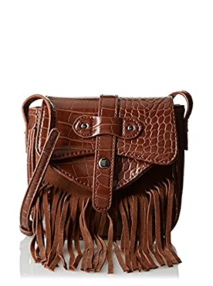 Cortefiel Bandolera Mini Fringes Bag