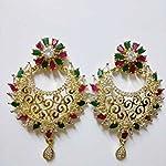 Chand bali earrings