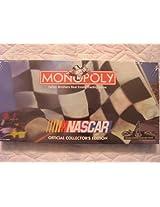 Monopoly Nascar Official Collectors Edition