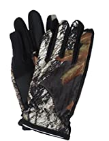 Isotoner Men's SmarTouch Camouflage Gloves, Xl