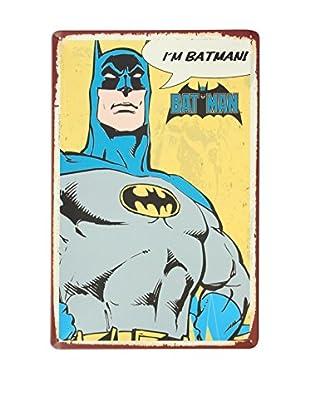 Lo+Demoda Panel Decorativo Vintage Batmanforever