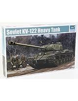 Trumpeter Soviet KV122 Heavy Tank (1/35 Scale)