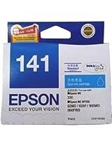 Epson 141 Cyan Ink cartridge C13T141290 (Cyan)