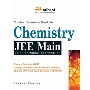 A Master Resource Book in Chemistry JEE Main (Old Edition)