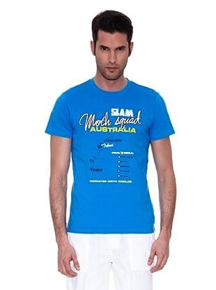 Slam Camiseta Itaquan (Azul)
