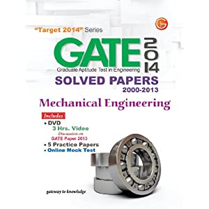 GATE Paper Mechanical Engineering Solved Papers (OLD EDITION) (OLD EDITION)