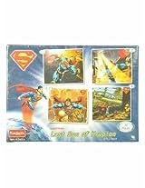 Funskool Superman 4-in-1 Puzzle (Last Son of Krypton)