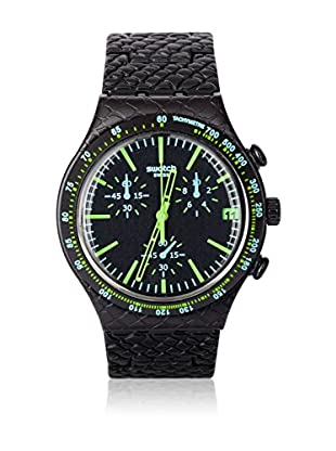 Swatch Quarzuhr Man REPTILE GREEN YCB4014AG 40.0 mm