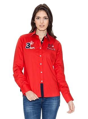 Valecuatro Camisa Lady (Rojo)