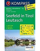 026: Seefeld in Tirol-Leutasch 1:25, 000