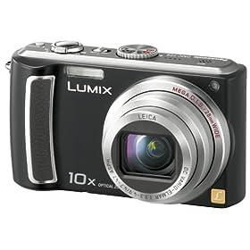 LUMIX (ルミックス) ブラック DMC-TZ5-K