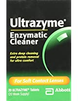 Ultrazyme Enzymatic Cleaner-20 ct