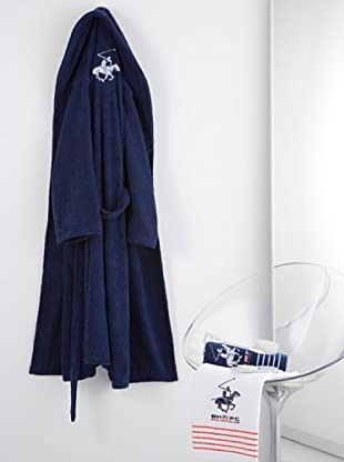 Beverly Hills Polo Club Albornoz (Azul)