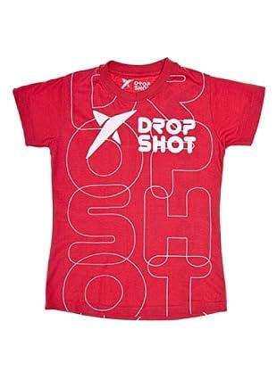 Drop Shot Camiseta Sport (fucsia)
