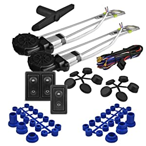 XO Vision PW203 2 Door Power Window Kit
